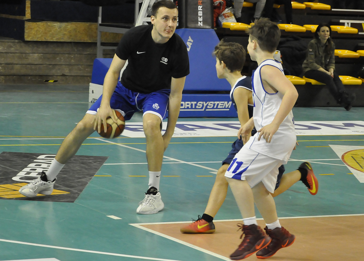 Radom Basket Camp 2017